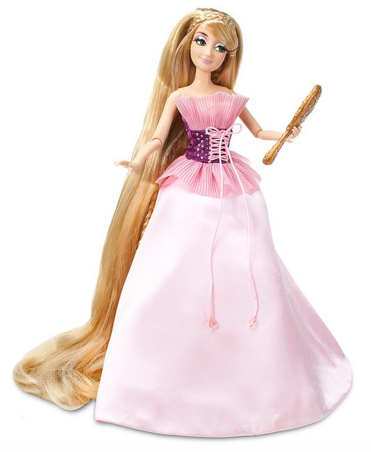 Designer Disney Princess Doll Rapunzel