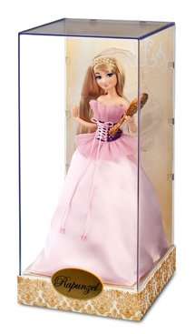 Rapunzel Disney Princess Designer Doll