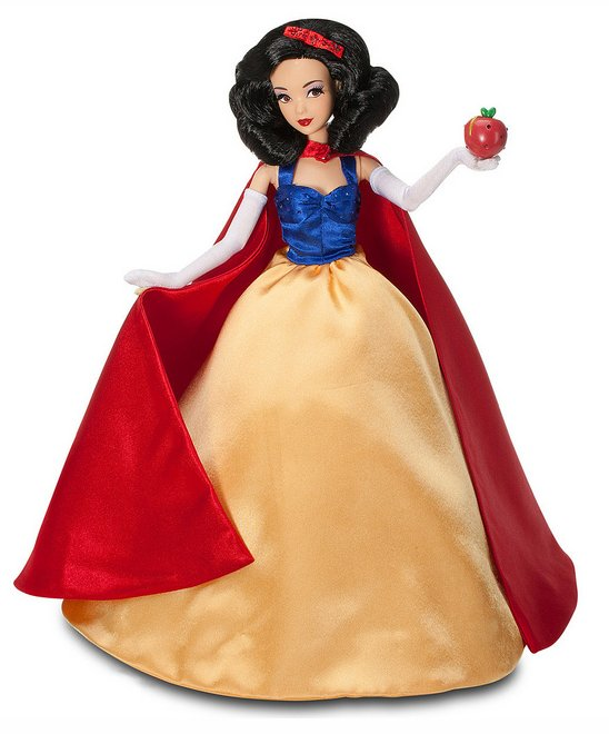 Designer Disney Princess Doll Snow White