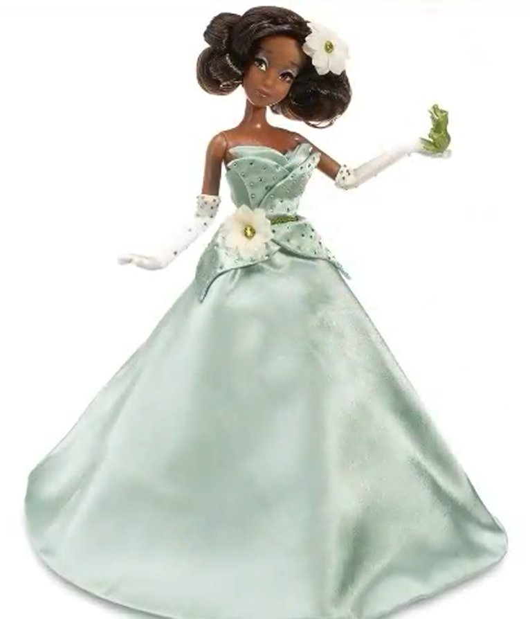 Disney Designer Princess Doll Tiana
