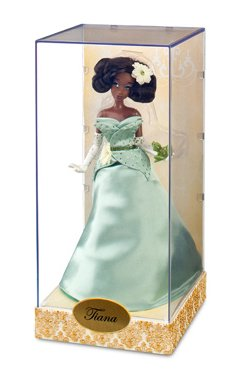 Tiana Disney Princess Designer Doll