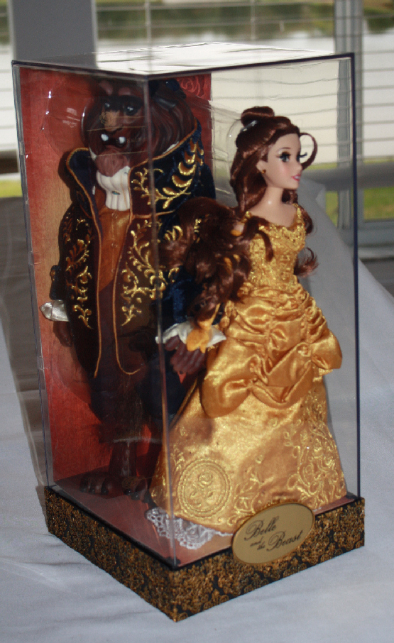 Belle of Beauty and the Beast Disney Designer Fairytale Doll