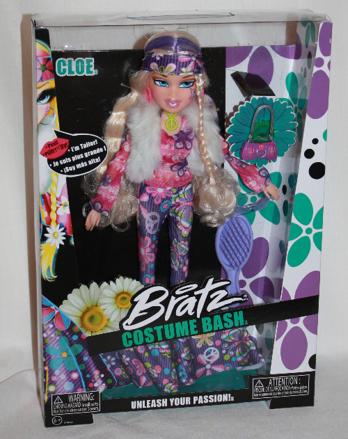 Bratz Costume Bash Cloe Doll