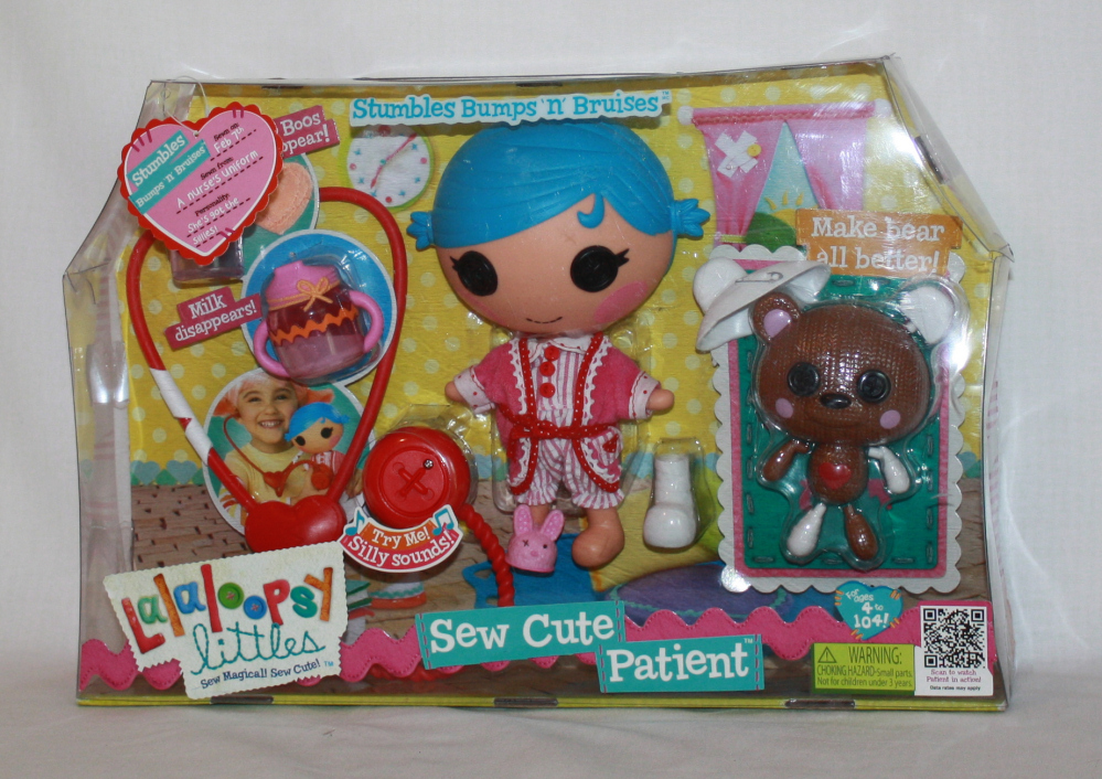 Lalaloopsy Sew Cute Patient Doll