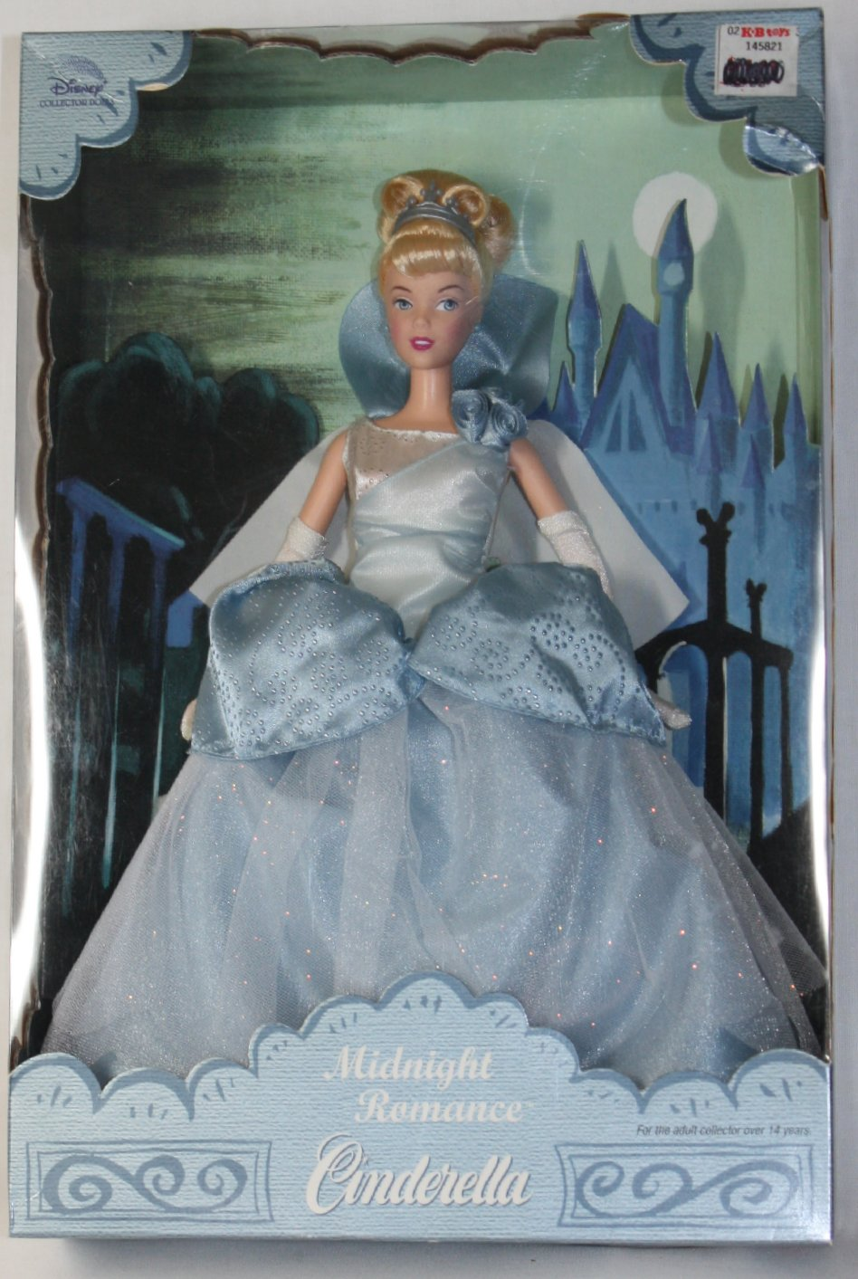 Midnight Romance Cinderella Mary Blair Doll
