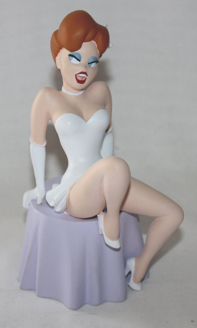 Tex Avery Cartoon Babe Red Doll