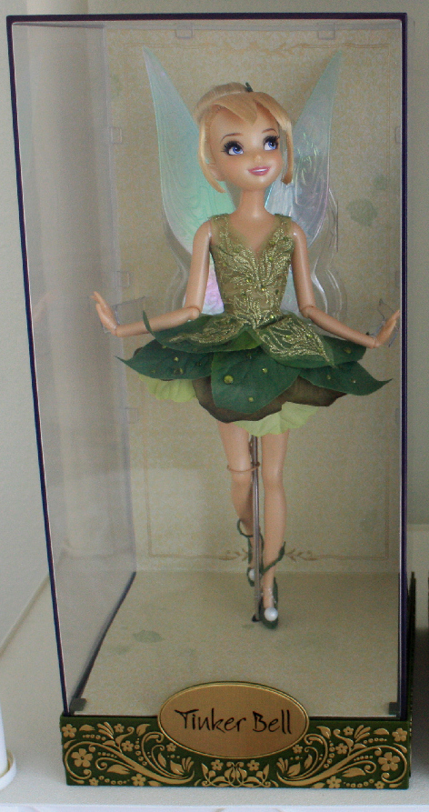 Tinker Bell Designer Doll Limited Edition LE 4000 Disney
