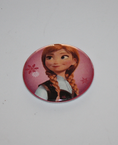 Disney Frozen Anna Pinback Button