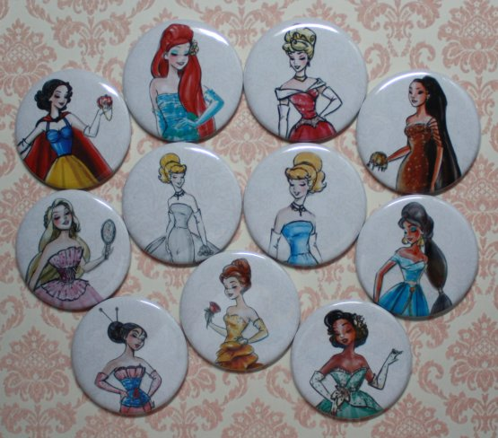 Designer Disney Princess Collection
