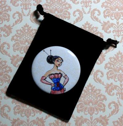 Disney Princess Designer Doll Mulan