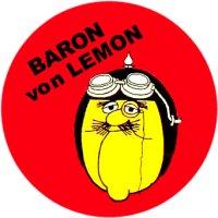 Funny Face Baron Von Lemon
