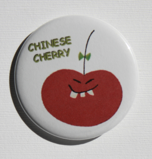 Funny Face Chinese Cherry