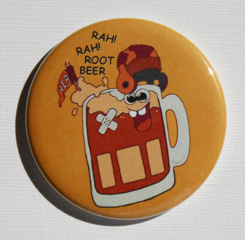 Funny Face Rah Rah Root Beer