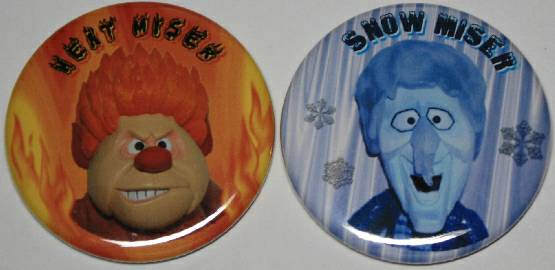 Heat Miser Snow Miser
