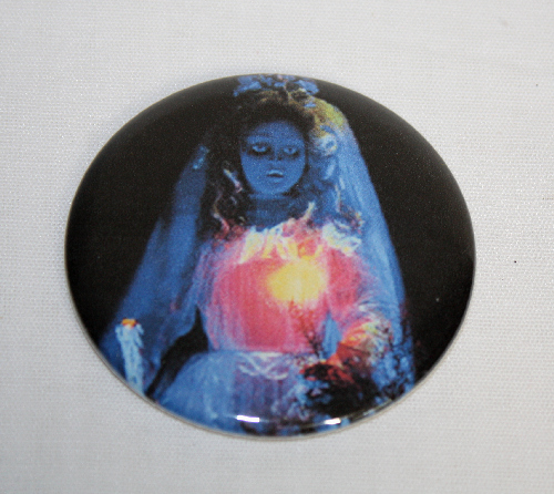 GHOST BRIDE MAGNET Disney Haunted Mansion Disneyland Vintage Art