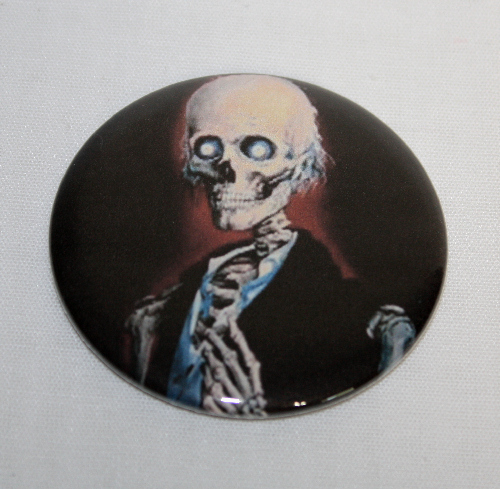 MASTER GRACEY PORTRAIT MAGNET Disney Haunted Mansion Disneyland Vintage Art