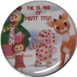 Island of Misfit Toys Art