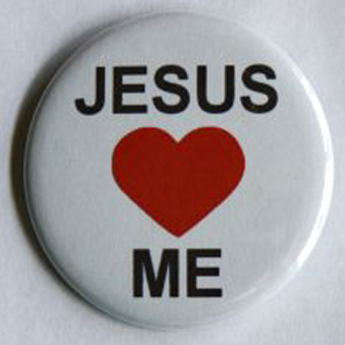 JESUS HEART ME MAGNET Loves Christian Religious Grace Inspiration Love