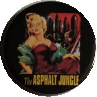 ASPHALT JUNGLE MAGNET Vintage Marilyn Monroe Cinema Film Movie Poster Art
