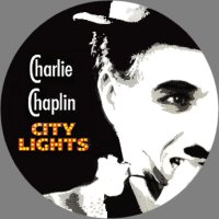 CITY LIGHTS CHARLIE CHAPLIN MAGNET Vintage Classic Film Movie Poster Art