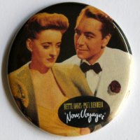 NOW VOYAGER MAGNET Bette Davis Vintage Classic Film Movie Poster Art