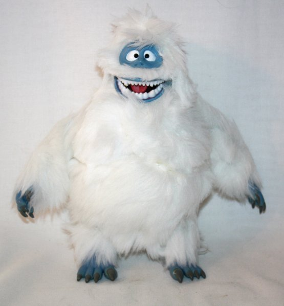 Bumble Snowmonster Deluxe Small Action Figure Toy
