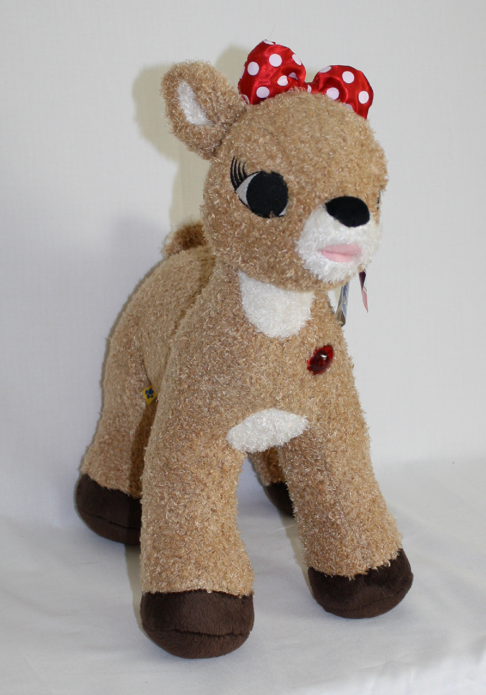 Clarice Build a Bear Plush Toy