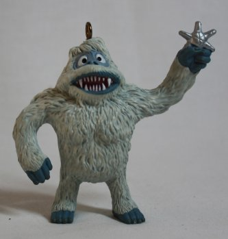 Bumble Snowmonster from Rudolph the Red-Nosed Reindeer