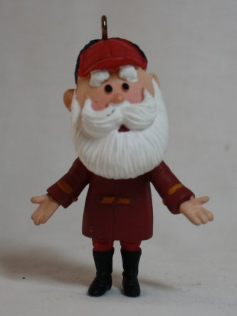 Skinny Santa Claus from Rudolph the Red-Nosed Reindeer