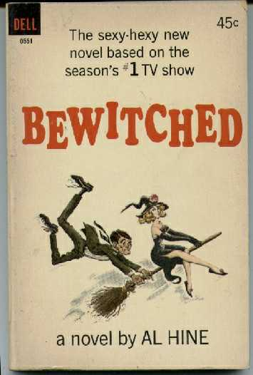 Vintage Bewitched Book