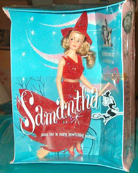 Vintage Samantha Doll from Bewitched