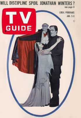 Munsters TV Guide