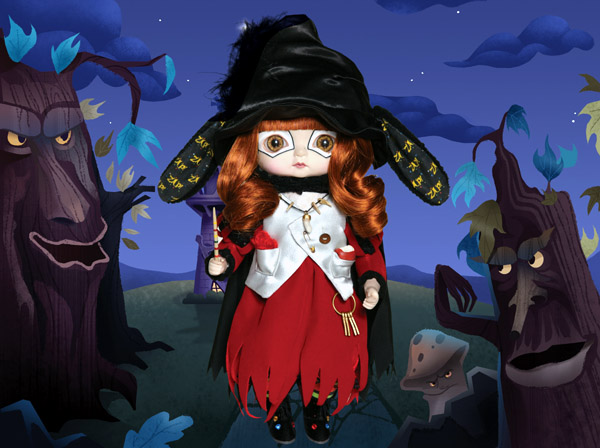 Witchiepoo Limited Edition Pufhstuf Doll