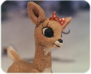 Clarice, Rudolph's girlfriend