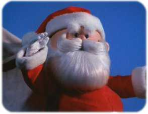 Santa Claus from Rankin/Bass Rudolph the Red-Nosed Reindeer