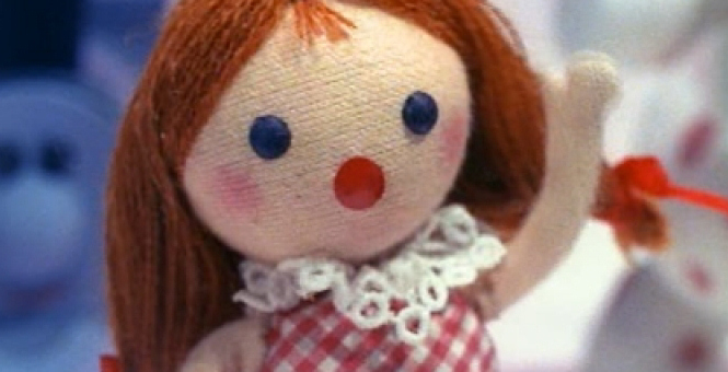 Doll On The Island Of Misfit Toys 53