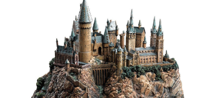 Hogwarts of Harry Potter