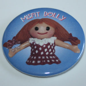 Misfit Doll from Rudolph the Red-Nosed Reindeer and Island of Misfit Toys