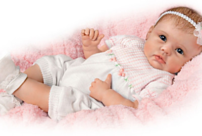 Cpllectible Lifelike Baby Dolls, Porcelain Dolls and More by Famous Dolls Artists