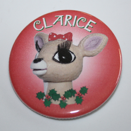 Clarice Rudolph the Redi-Nosed Reindeer at MisfitToys.net