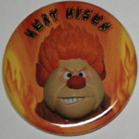 Heat Miser Year Without a Santa Claus