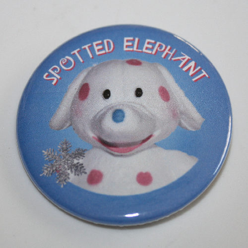 Spotted Elephant from Rudolph the Red-Nosed Reindeer and Island of Misfit Toys Rankin/Bass