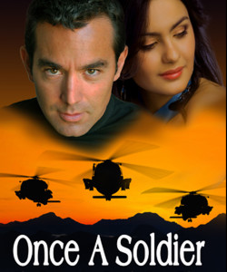 Marco and Ayana Once a Soldier by Robbi Perna, Narration by Cheri Gardner